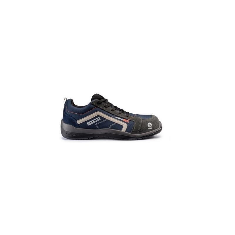 Sparco 0751845BMGR Zapatillas Azul//Gris 45